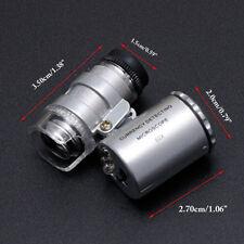 Klar Blickfeld Lupe beim Uhr Reparatur praktisch Mini Handheld Taschen-Mikroskop