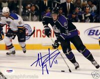 Anze Kopitar autographed signed auto Los Angeles Kings 8x10 photo (PSA/DNA COA)