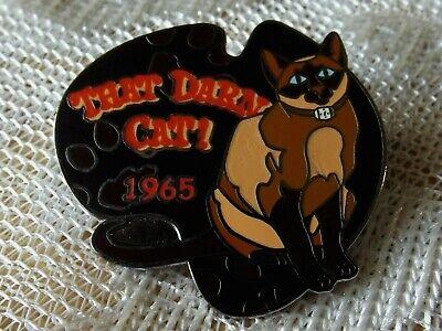 Pin #58 Countdown to the Millennium Disney That Darn Cat