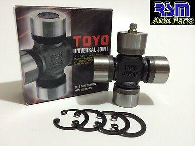 Japanese 2 For Toyota Landcruiser HZJ105 Universal Joints Rr