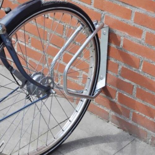 Rastrelliera Portabici 1 Posto Da Parete Bicicletta Porta Bici Parcheggio