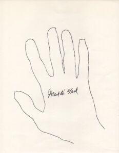 General-MARK-W-CLARK-original-signed-hand-drawing