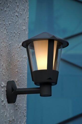 1 x E27 23 Watt Spot da esterno Alluminio color antracite Design Moderno 58925