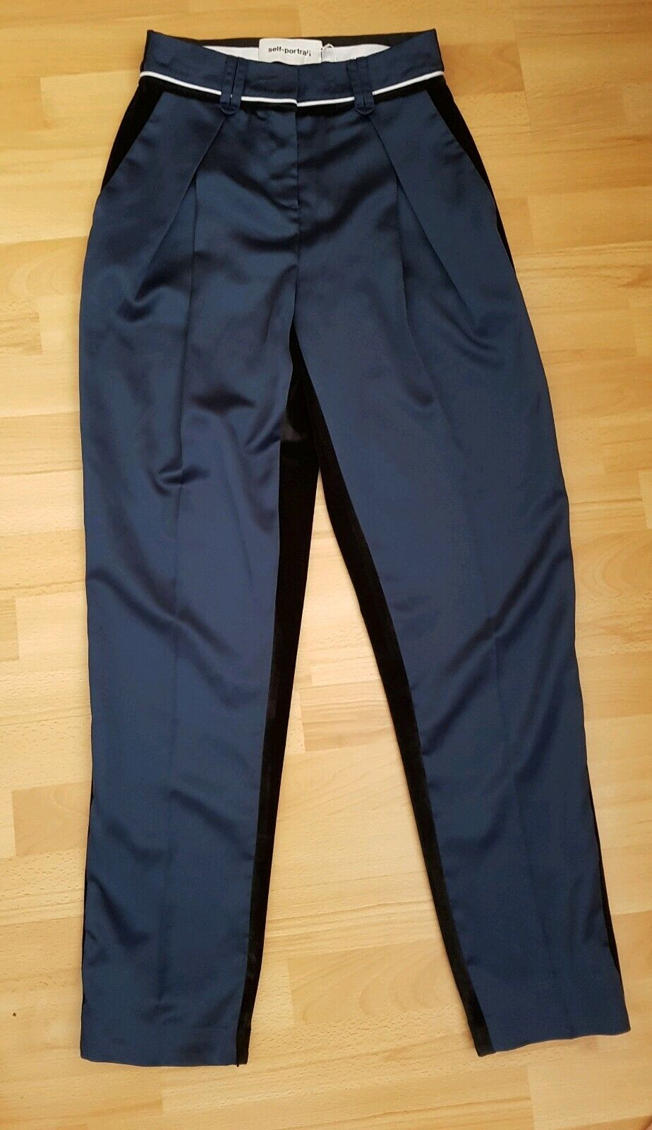 Stunning Self-Portrait Trousers, Größe UK10- brand new with tags