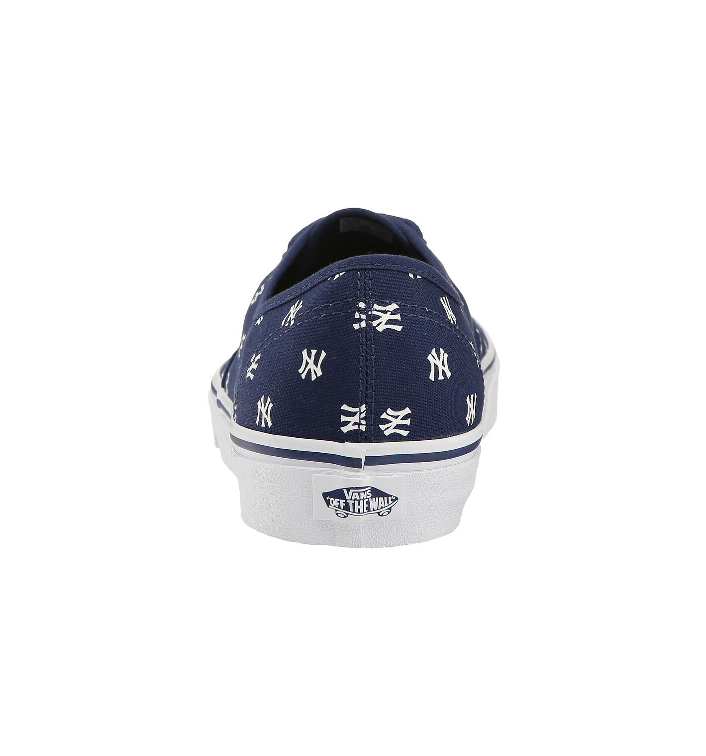 Scarpe casual da uomo  Vans Unisex Wouomo uomo Shoes Authentic MLB New York Yankees Navy Blue Prints
