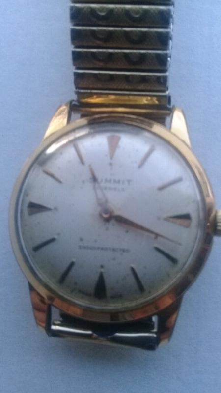 Wrist Watch -windup -Swiss made