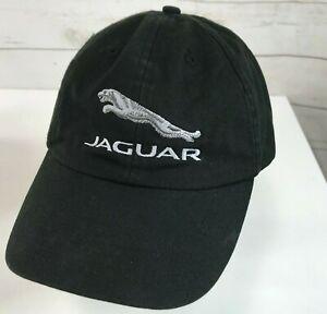 c6278f3c Details about Vintage JAGUAR Embroidered Car Company Dad Slouch Adjustable  StrapBack Hat Cap