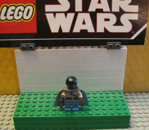 "STAR WARS  LEGO  LOT  MINIFIGURE  MINIFIG     /""  LANDO CALRIISSIAN   7754   /"""