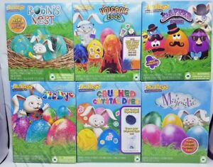Dudley\'s Decorating Kit EASTER EGG Coloring Kit FOOD SAFE DYE YOU ...