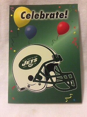 """Oakland Raiders Greeting Card /""""Celebrate!/"""" Good for any Occasion NEW w envelope"""