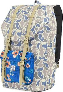 119 America Little Dos € Camouflage Camouflage À Sac Herschel W0fT5qdwaa