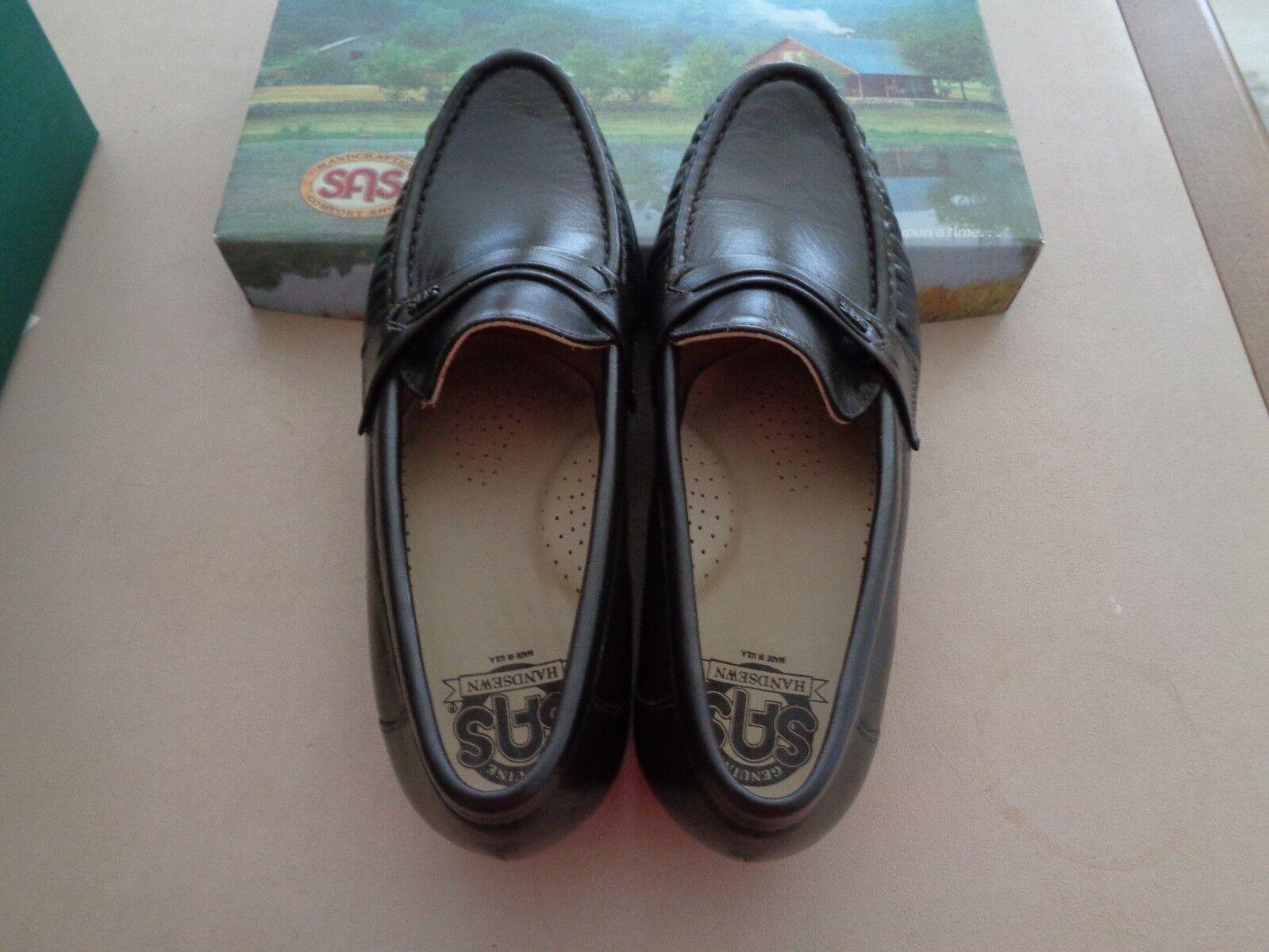 Brown SAS Cordovan Cordovan Cordovan Loafer Uomo Size 7 N Free Shipping New 199ad3