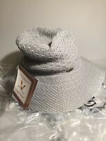 Coolibar Women's Marina Sun Hat - One Size, 50 Spf With Tag Ships Fast
