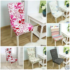 Silla-universal-Protector-de-estiramiento-comedor-silla-desmontable-cubre-Slip-cubierta