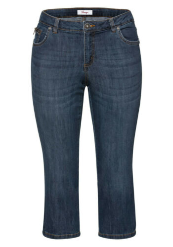 Sheego JEANS Sheego Denim Capri-Stretch-Jeans dimensione selezionabile