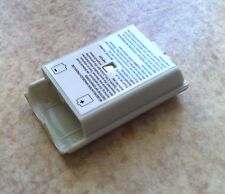 Cache Pile Blanc - NEUF - pour manette Xbox 360 - Boîtier, Couvercle Batterie