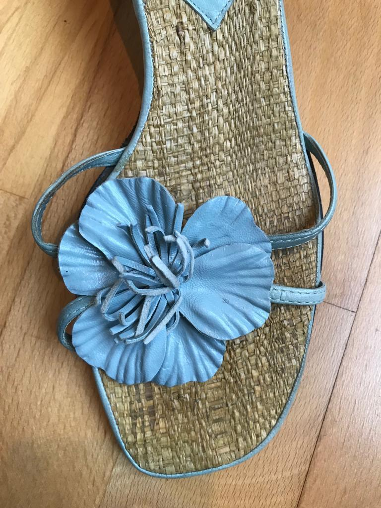 Paul Smith for Größe Emma Hope Pale Blau Heeled Sandals. Größe for 5. aaef42