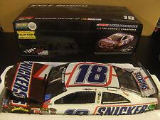 RARE Kyle Busch 2014 SNICKERS #18 Camry 1/24 NASCAR