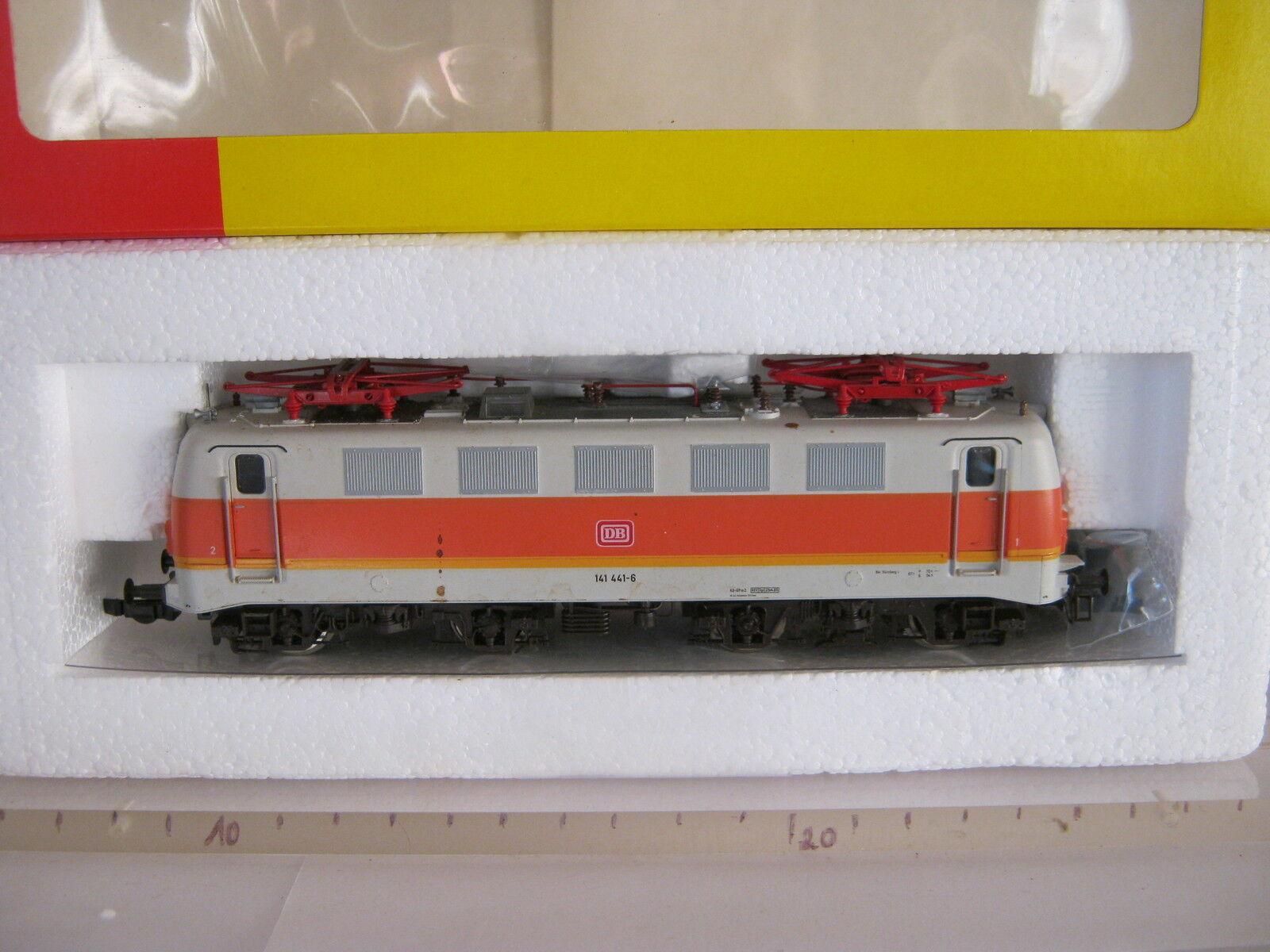 Fleischmann HO 4329 Elektro Lok btrnr 141 441-6 DB (rg bs 156-60r3 4)
