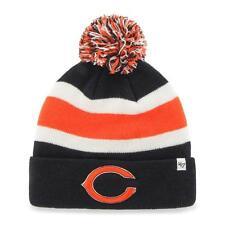 NFL Wollmütze Wintermütze CHICAGO BEARS Breakaway cuffed knit hat Pommel