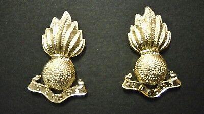 Royal Artillery O//R Collar Badges