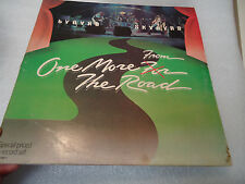 LYNYRD SKYNYRD - ONE MORE FROM THE ROAD - 2LPs SOUTHERN ROCK WITH INSERT G