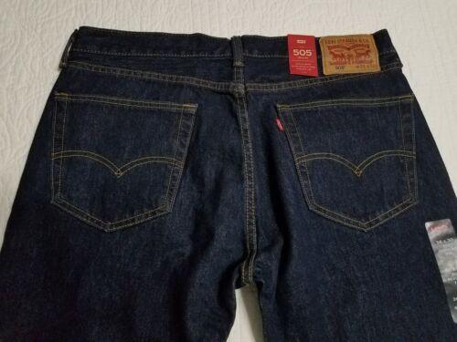 Bleu Nouveau Plusieurs Coupe Jeans Normale Tailles Hommes Droite Jeans 505 Levis Jambe gwqgfB8Z