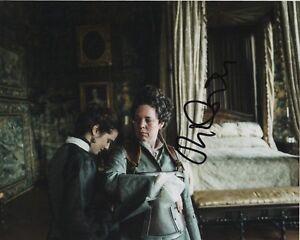 Olivia-Colman-The-Favourite-Autographed-Signed-8x10-Photo-COA-EB12