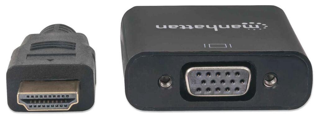 Manhattan HDMI Male to VGA Female Converter | Ebay