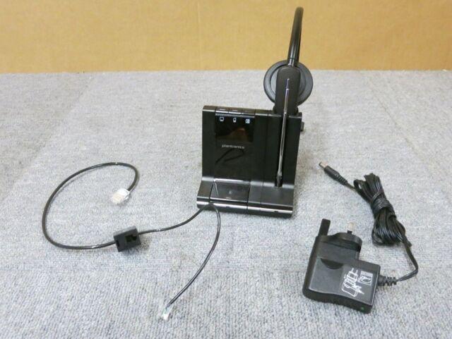 Plantronics Savi W720-M 3-in-1 Binaural Wireless DECT Over The Head Headset