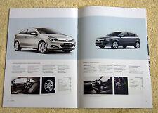 Vauxhall Astra Mk5 Gama 2007 Modelos No1 Inc Sri, SXI, Diseño, club de elite, la vida