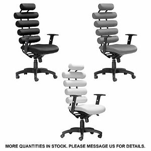 unico office chair. Perfect Chair A Imagem Est Carregando UnicoOfficeChairZUOModernOfficeChair Ergonomic Inside Unico Office Chair M