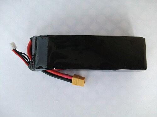 Batteria Lipo 5400 mAh 11.1V 3s 3s 3s 30C Connettore XT60 f3a953