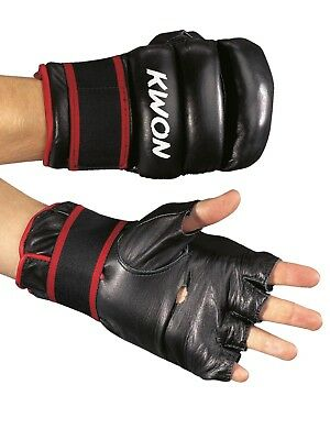 Freefight Ju Jutsu aus Leder Brazilian,usw SV Handschuh Virtus von Kwon MMA