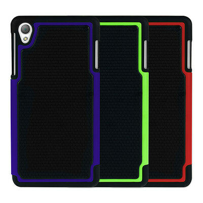 kwmobile TPU OUTDOOR HARD CASE FÜR SONY XPERIA Z3 COVER HÜLLE BUMPER HANDY BACK