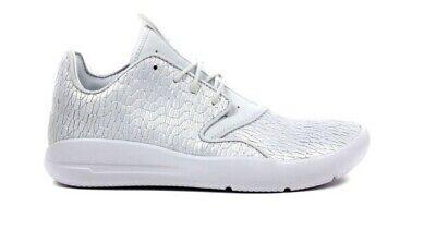 GG NEW AUTHENTIC White 897509-100 Nike Big Kid/'s Air Jordan Eclipse Premium