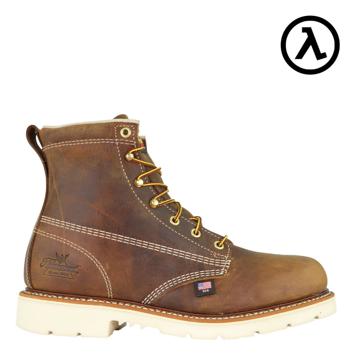THgoldGOOD AMERICAN HERITAGE CLASSIC STEEL TOE EH WORK BOOTS 804-4374 - ALL SIZES