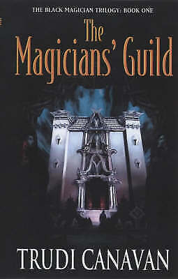 1 of 1 - Magician's Guild by Trudi Canavan Small Paperback 20% Bulk Book Discount