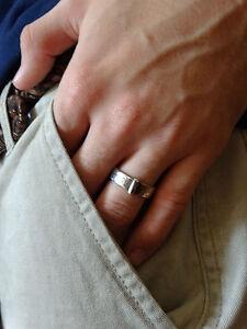 200 Year 6mm Band Outlander Wedding Ring Sporran Key