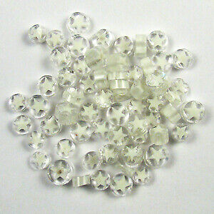 Snowflake Murrine 11101-96 Millefiori COE 96 Glacial Art Glass