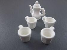 Playmobil Nostalgie Rosa Puppenhaus 5316 5320 5511 Kaffeekanne und Tassen