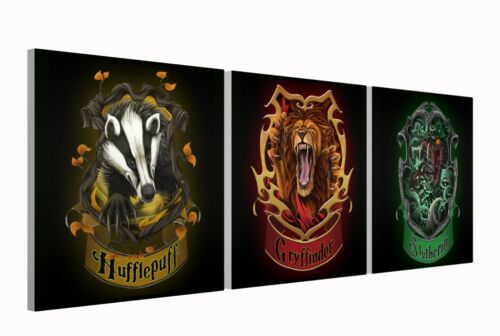HARRY POTTER - Unisex Bedroom Clock /& Pictures 484 Lampshade Lamp