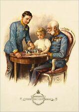 FRANZ JOSEF I. KARL OTTO VON HABSBURG ÖSTERREICH K&K 96
