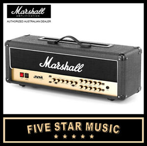 marshall jvm210h guitar amp head new model jvm 100 watt tube amplifier new ebay. Black Bedroom Furniture Sets. Home Design Ideas