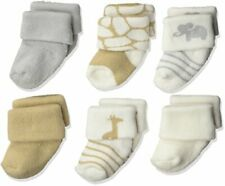 Luvable Friends Unisex Baby Socks Set