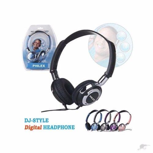 PHILEX-ipod-iPhone-MP3-CD-Dig-Head-Phones-PHE-628