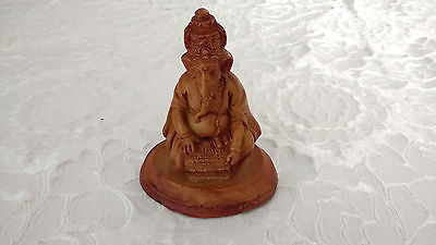 Small Figurine Religious Ghanesh Lord Of Fortune Luck Prosperity Room Decoration Wees Onthouden In Geldzaken