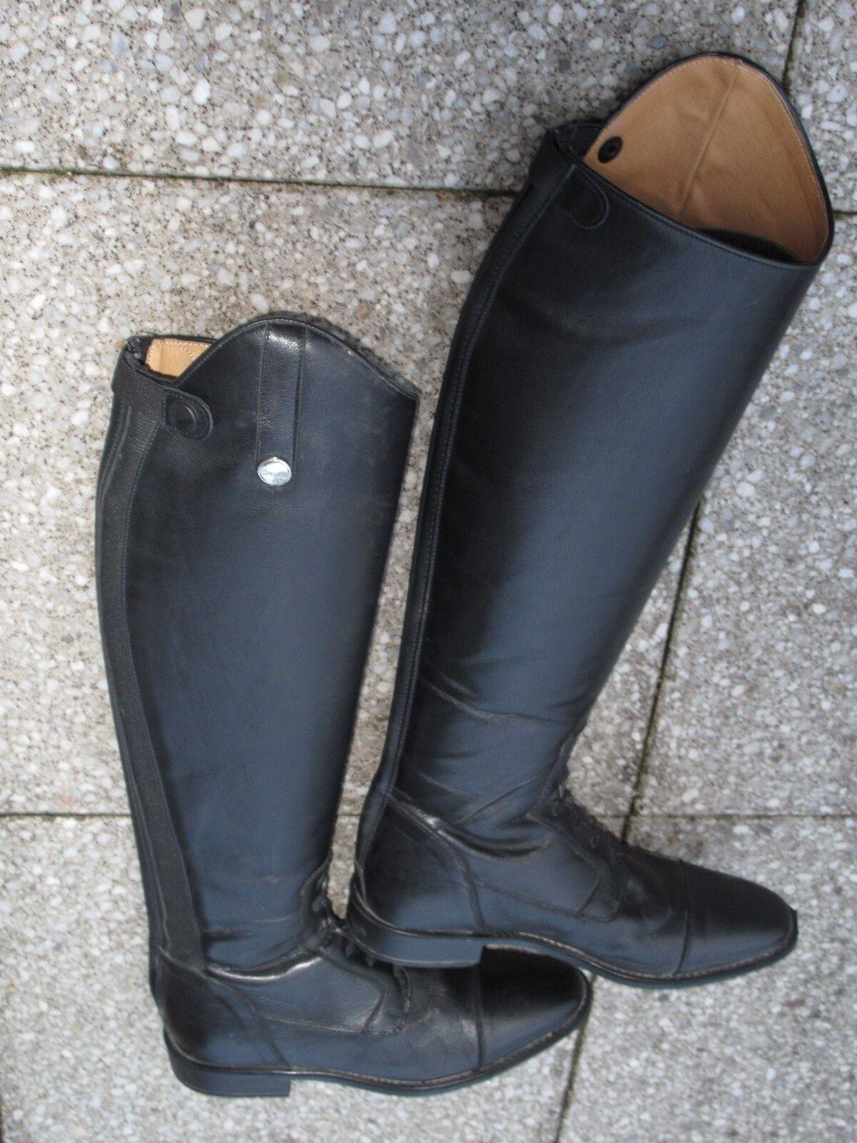 Reitstiefel  Porto Jump Soft , schwarz, Gr. 38, 3 x getragen, Neupreis 190,-