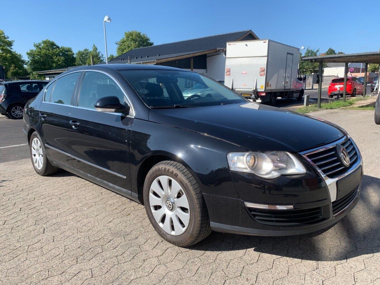 VW Passat 2,0 FSi Comfortline DSG 4d - 61.900 kr.