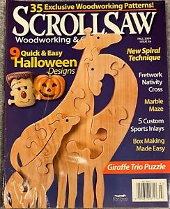 ScrollSaw-Woodworking-and-Crafts-Magazine-Issue-36-Fall-2009